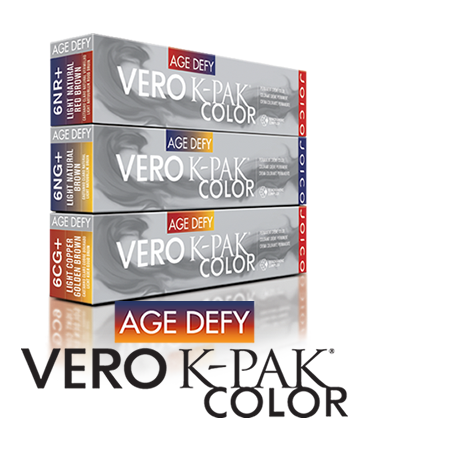 Vero K-Pak Age Defy tube de coloration 74ml