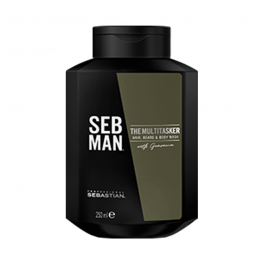 SEB MAN - the multitasker shampooing 250ml