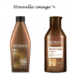 Redken - All Soft Mega -...