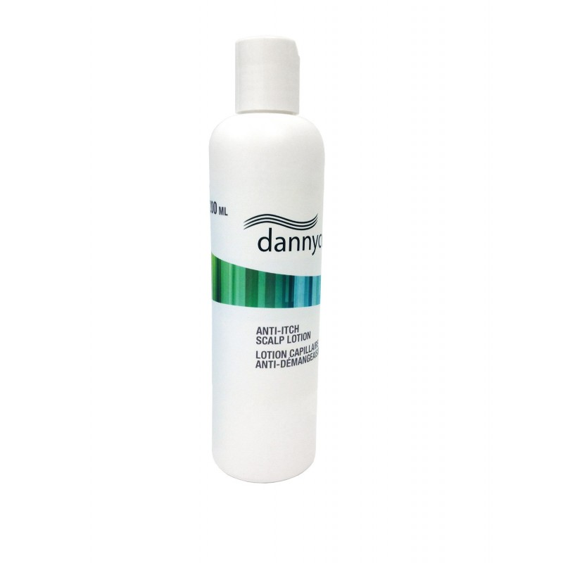 DANNYCO ANTI-ITCH SCALP LOTION