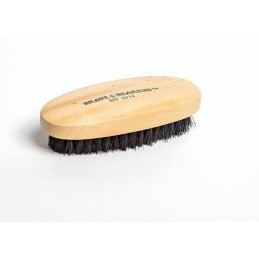 Brave & Bearded - Beard Bristle Brush Wood
