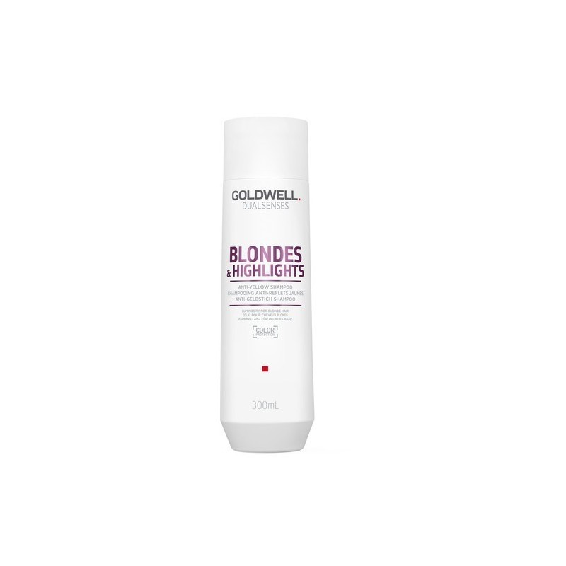GOLDWELL DUALSENSES BLONDES & HIGHLIGHTS SHAMPOOING 300ML