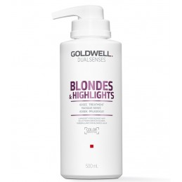GOLDWELL - Dualsenses - Blondes & Highlights - Traitement 60 Secondes 500ml