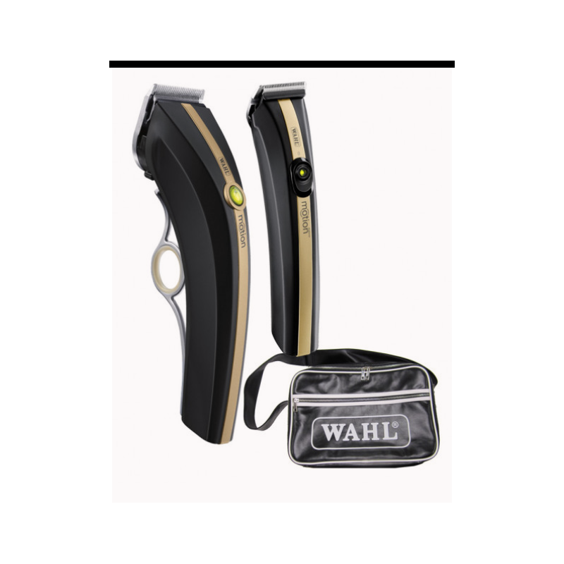 Wahl - Combo Tondeuse & Finition Motion
