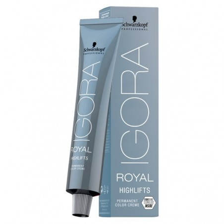 Schwarzkopf Professionnel - IGORA ROYAL HIGHLIFTS - Coloration Permanente 60ml