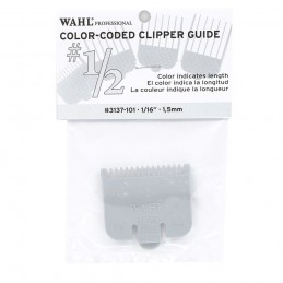 Wahl - color-coded clipper guide 1/2