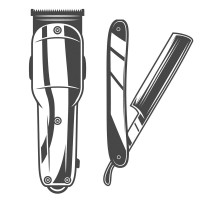 Razor and clipper